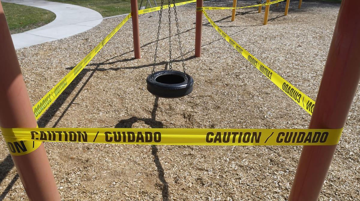 closed playground MAIN