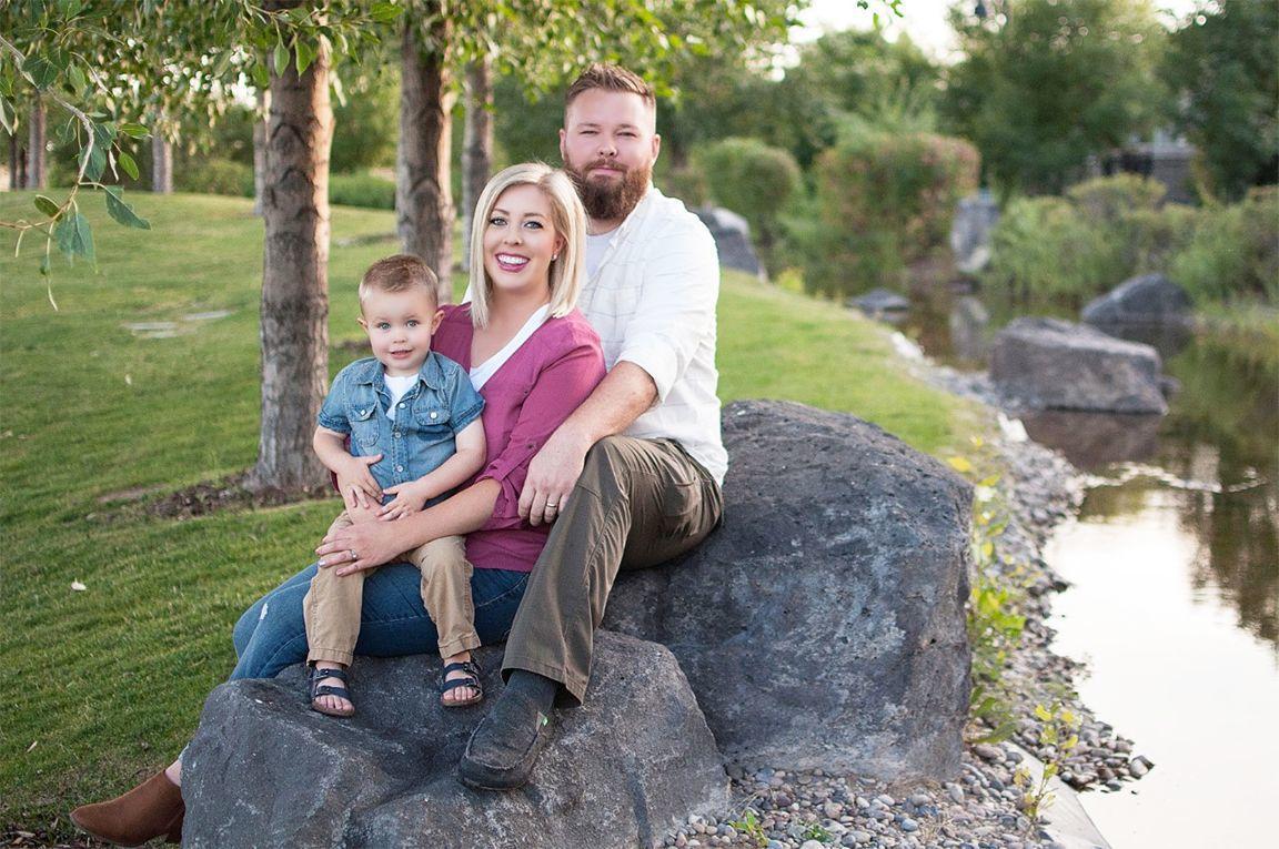 Erik Pyper family