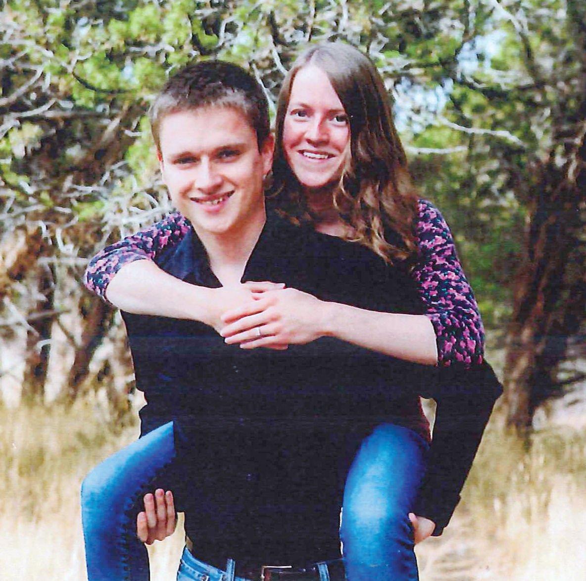 Megan Griffiths and Thomas Nowicki
