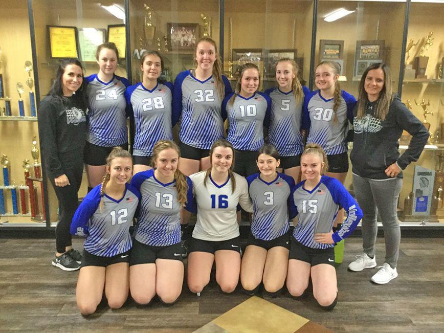 Bear Lake Girls Volleyball