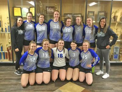 BL Girls Volleyball