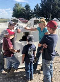 Cornish family works to rebuild the American dream one Holstein at a time
