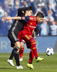 Sporting KC tops Real Salt Lake, advances to face Portland in conference finals