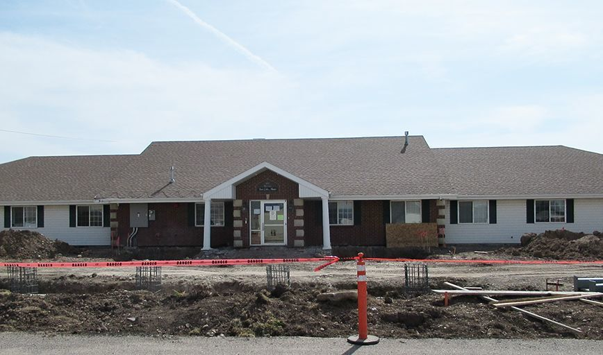 Hospital Board receives construction update