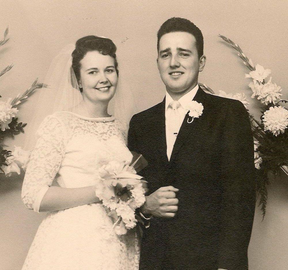 Marcia and Dan wedding