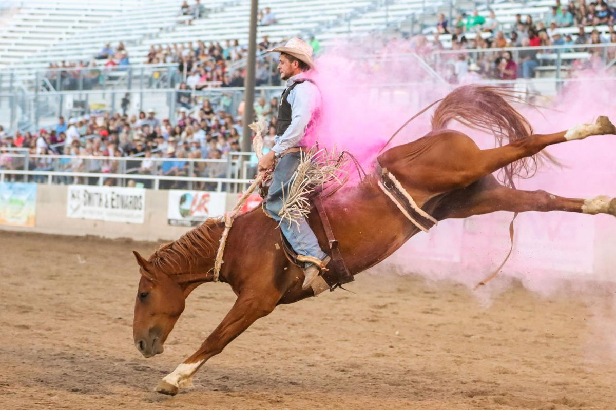 Golden Spike Rodeo thrills sold-out crowds