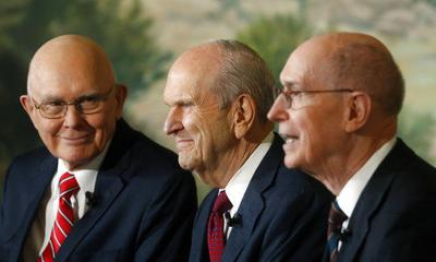 LDS Church to allow parents in youth bishop meetings
