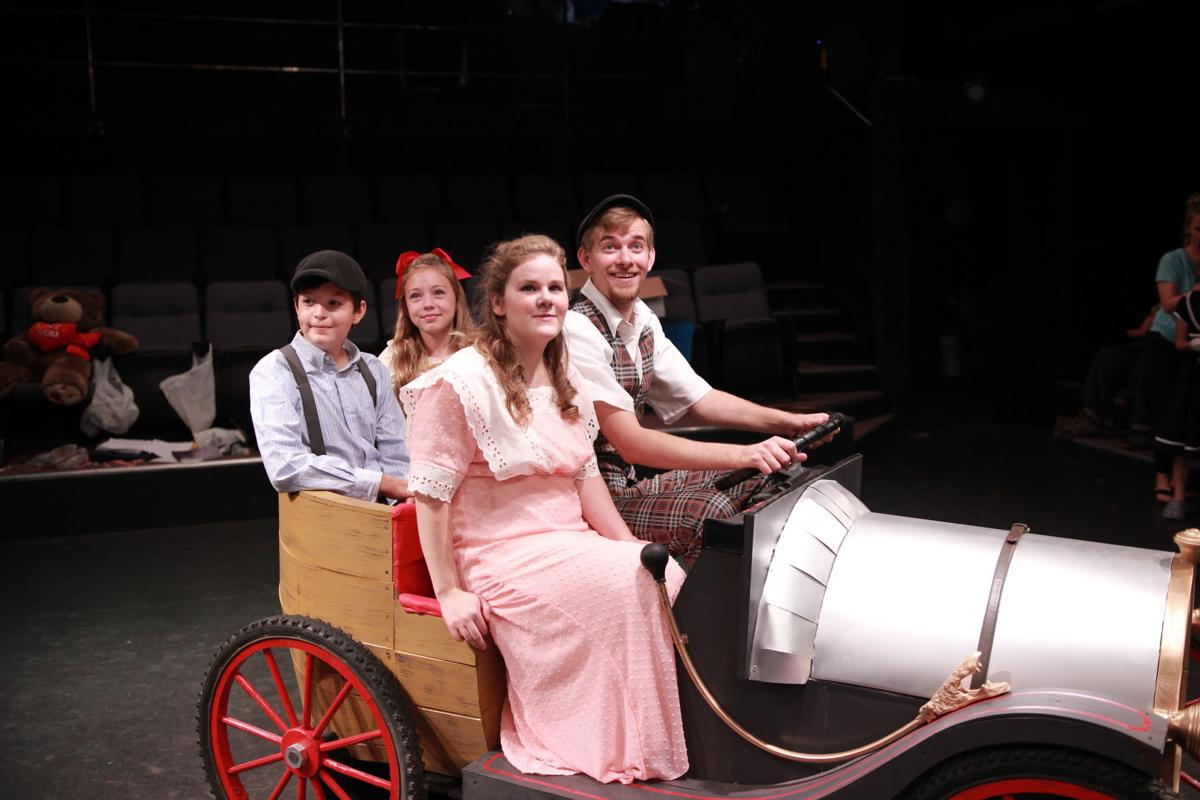 chitty chitty bang bang' comes to old barn theatre | tremonton