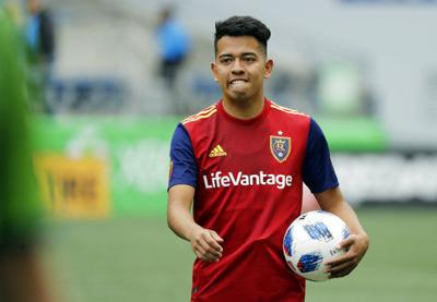 Saucedo scores first goal of season, RSL tops Sounders 1-0