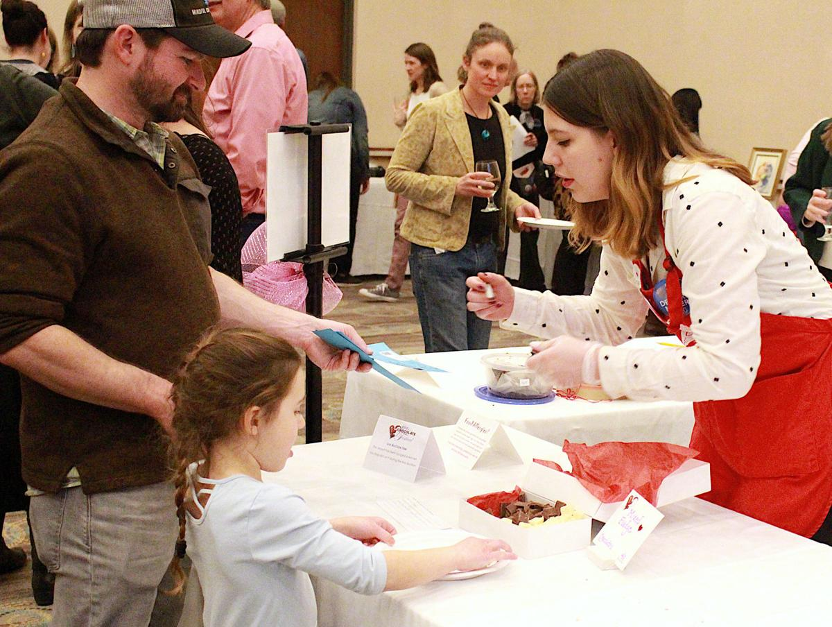 Chocolate Festival brings dash of creativity, smidgen of advocacy, splash of celebration