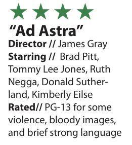Movie box: Ad Astra