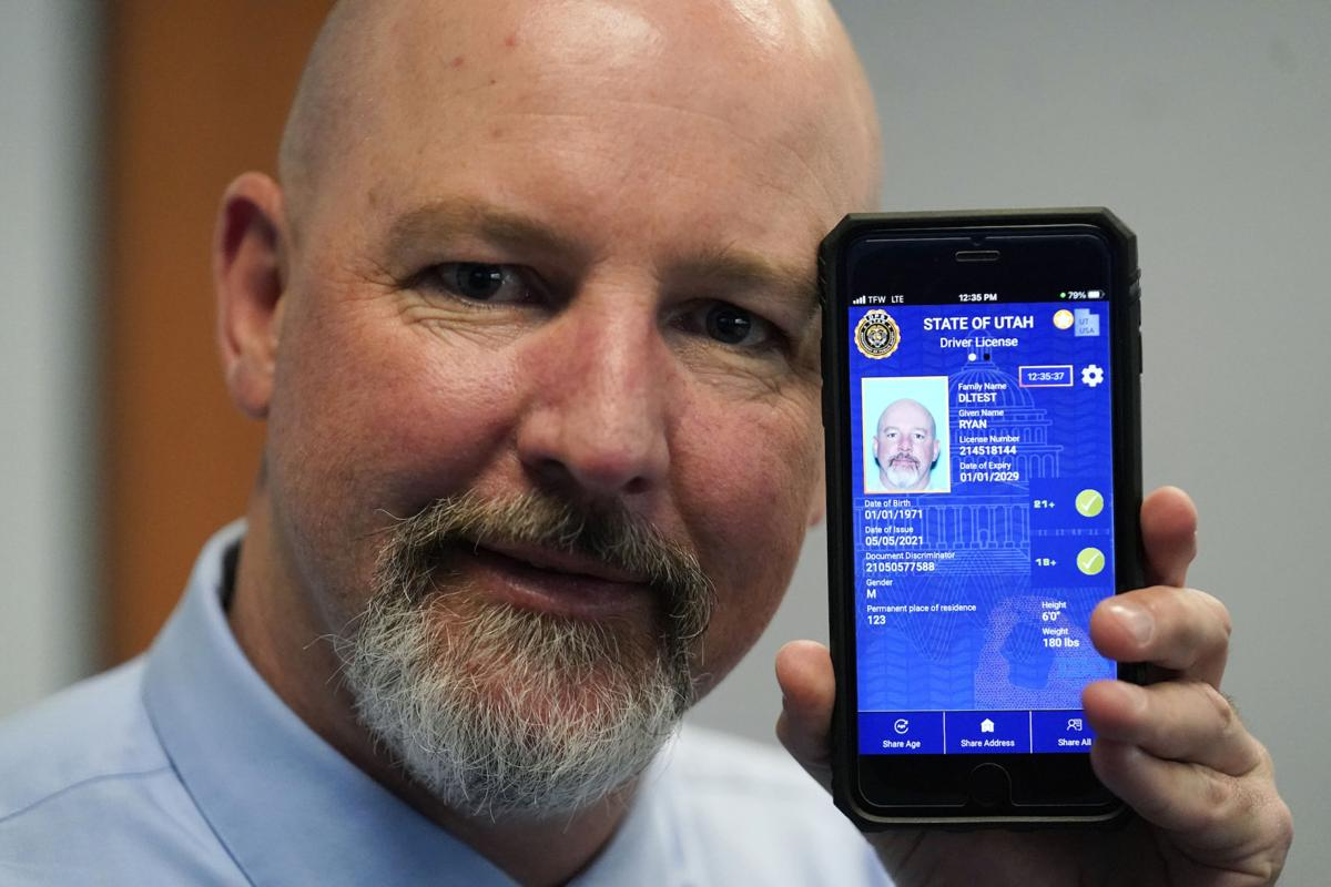 Utah could soon have digital driver's licenses