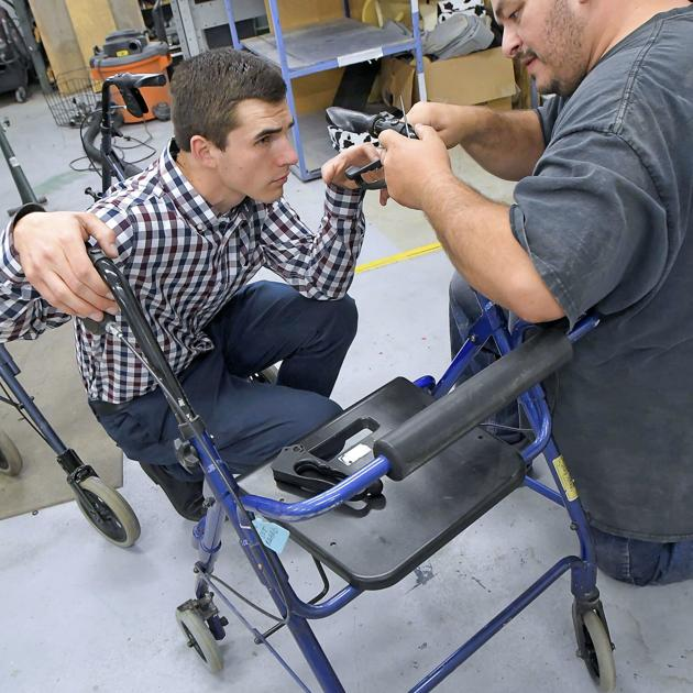 USU's new Assistive Tech coordinator reaches out to community
