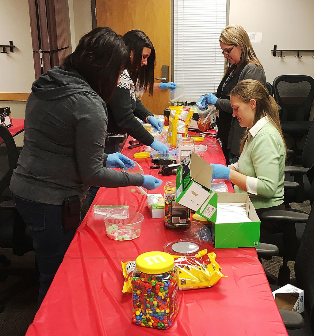 BTECH students show off college's programs with free holiday event