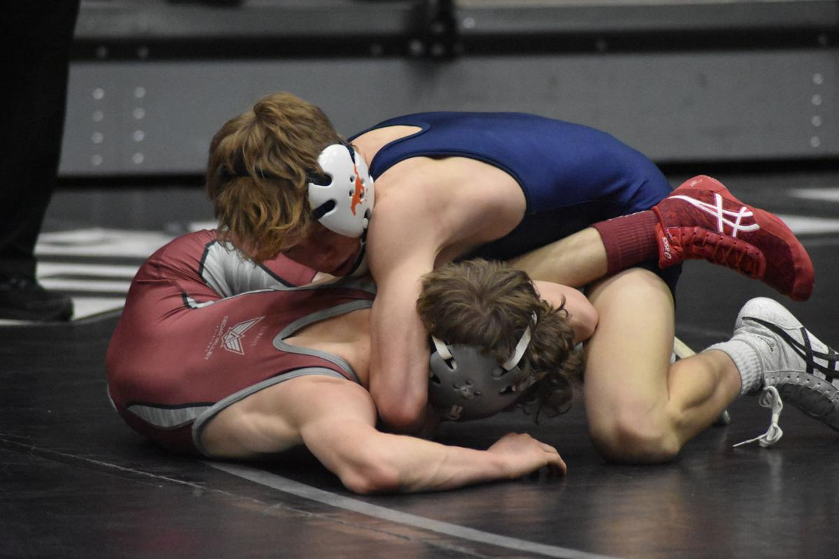 Boys wrestling main photo