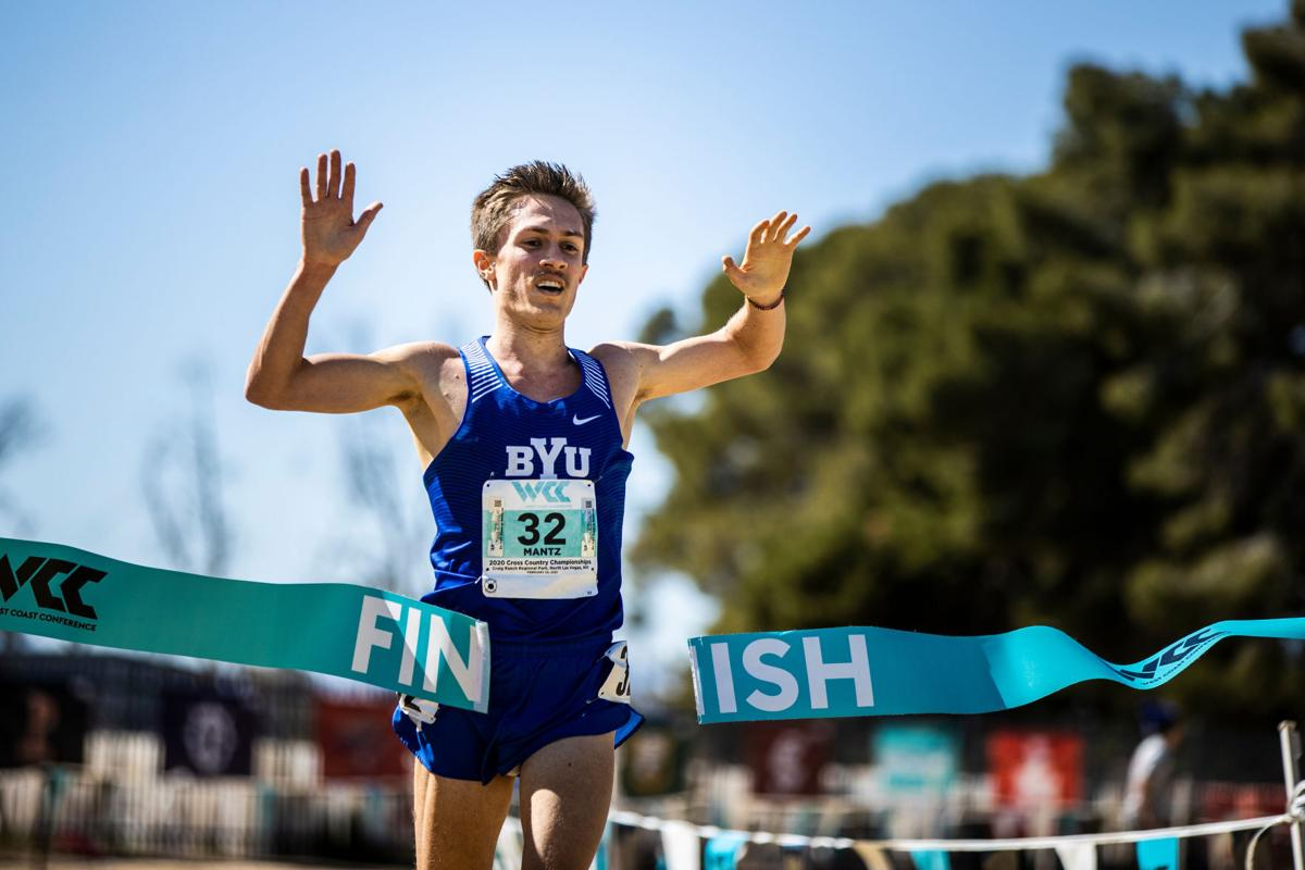 BYU's Mantz, formerly of Sky View, wins NCAA title