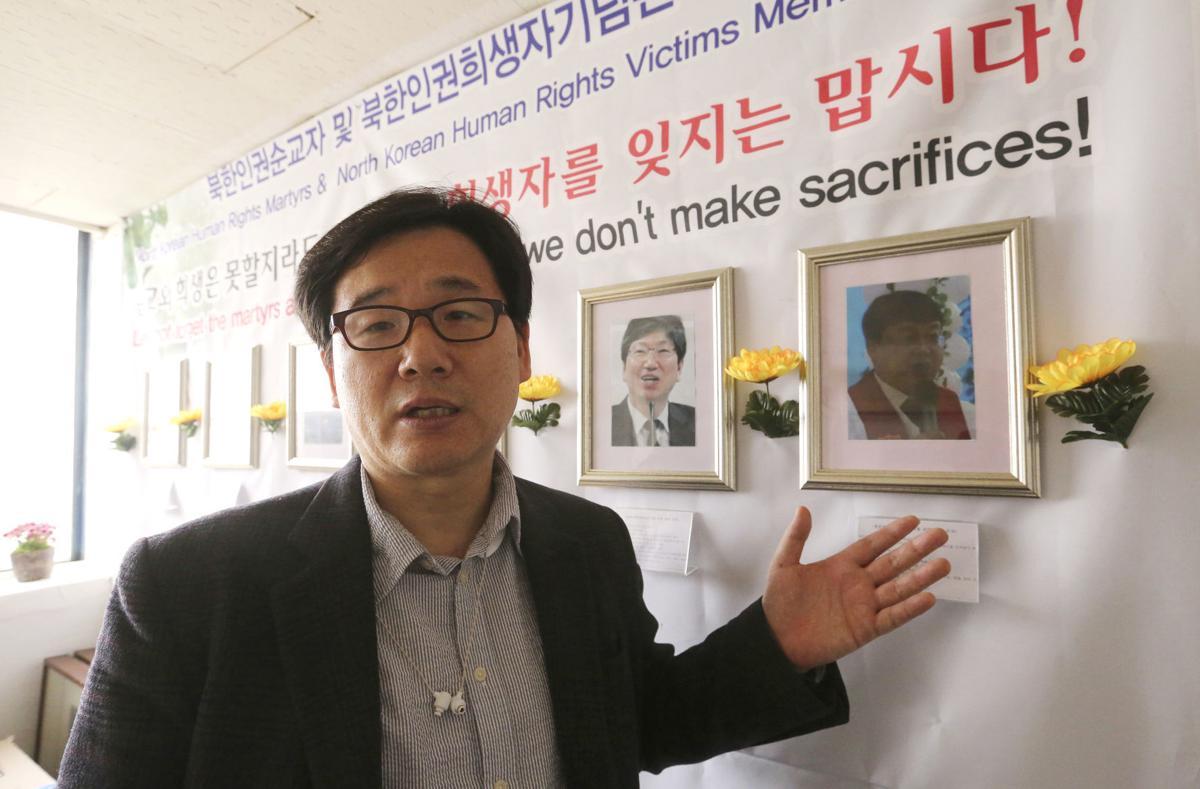 North Korea Front line Missionaries