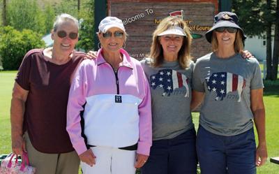 Ladies Golf 2020 July 1