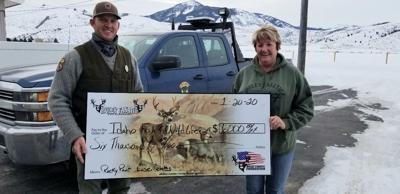 Muley Foundation donation