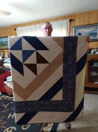 Bear Lake Quilt Guild Raffle Winner