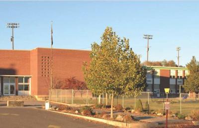 Malad Elementary School (summer)