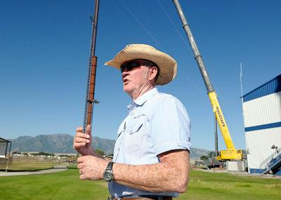 Logan's tallest structure finds new home | Cache Valley ...