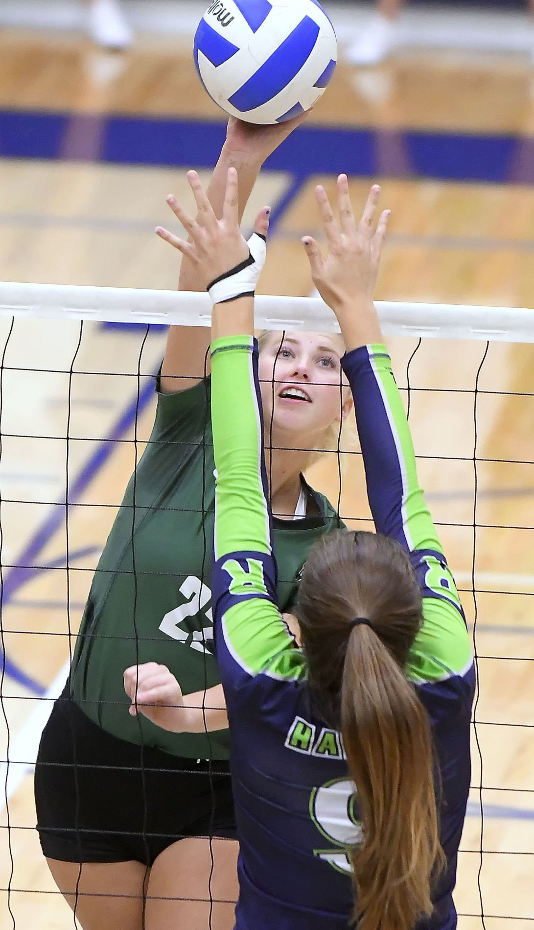 Ridgeline Green Canyon Volleyball SECONDARY