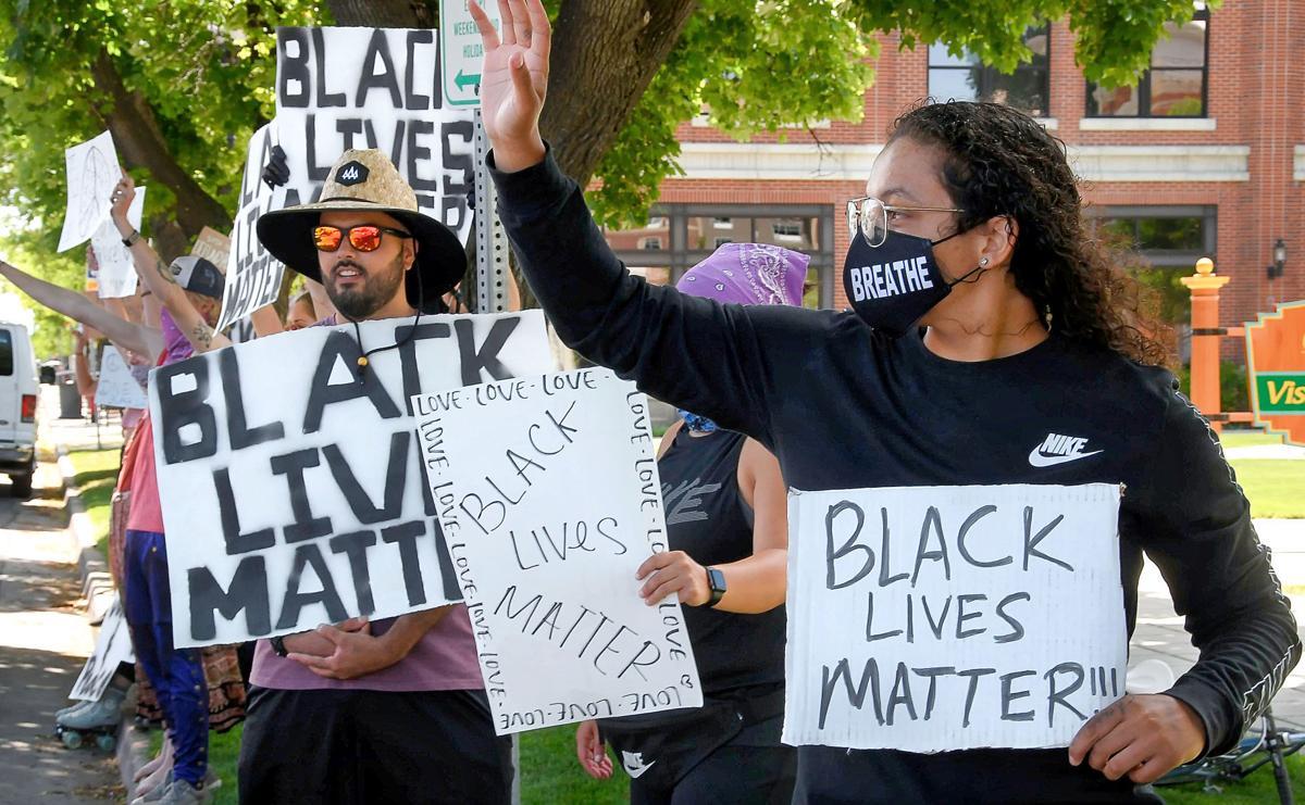 blm protestors MAIN