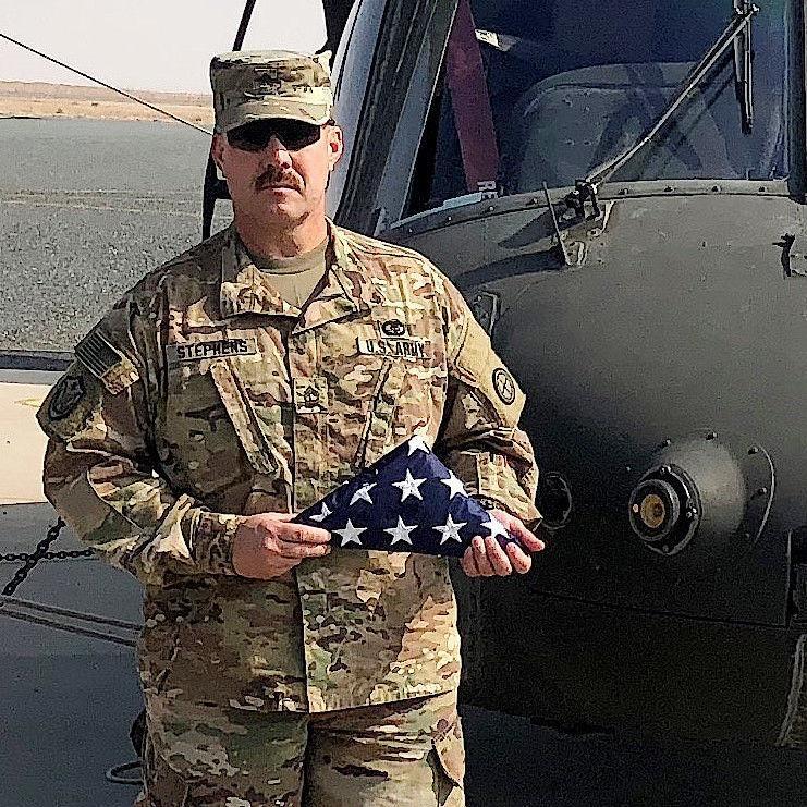 Guardsman takes training program overseas