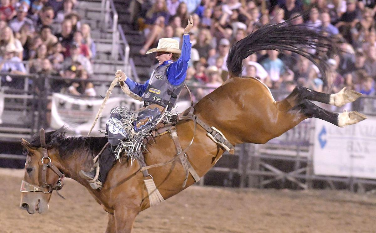 Cache County Rodeo SECONDARY