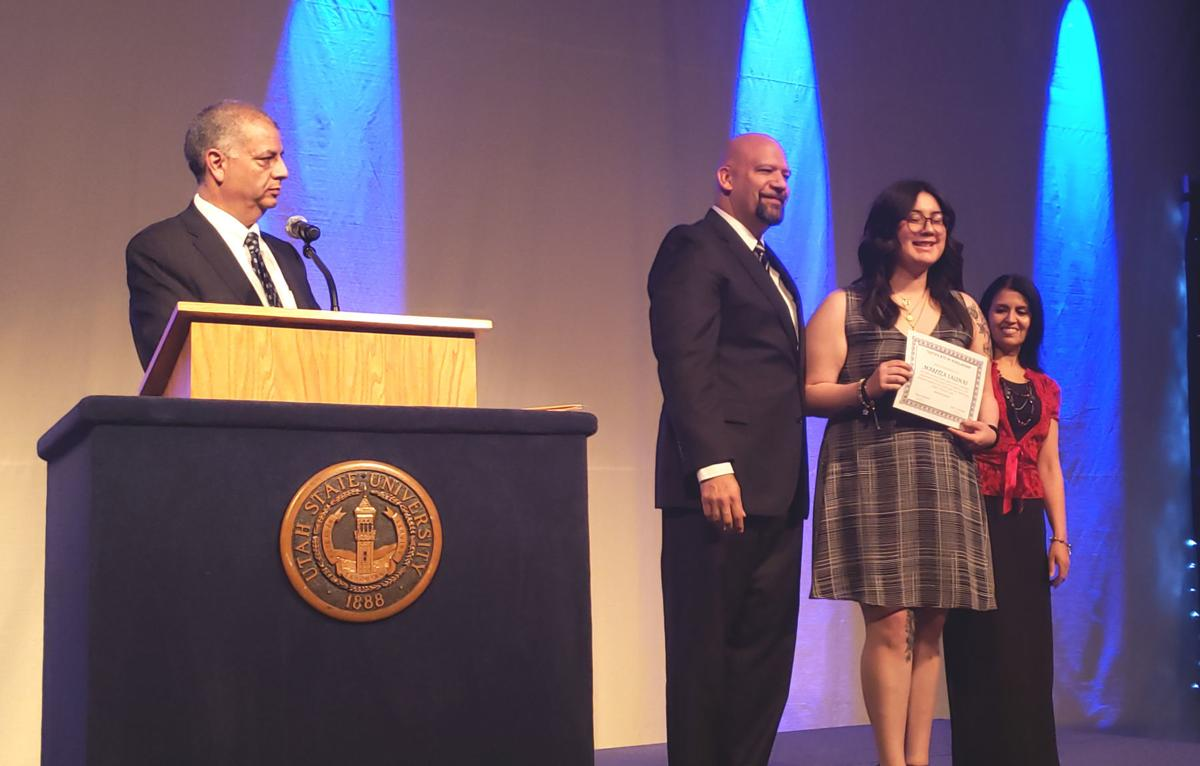 Latinx college scholarship presented to first recipients
