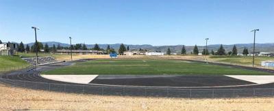 Bear Lake High Football Field