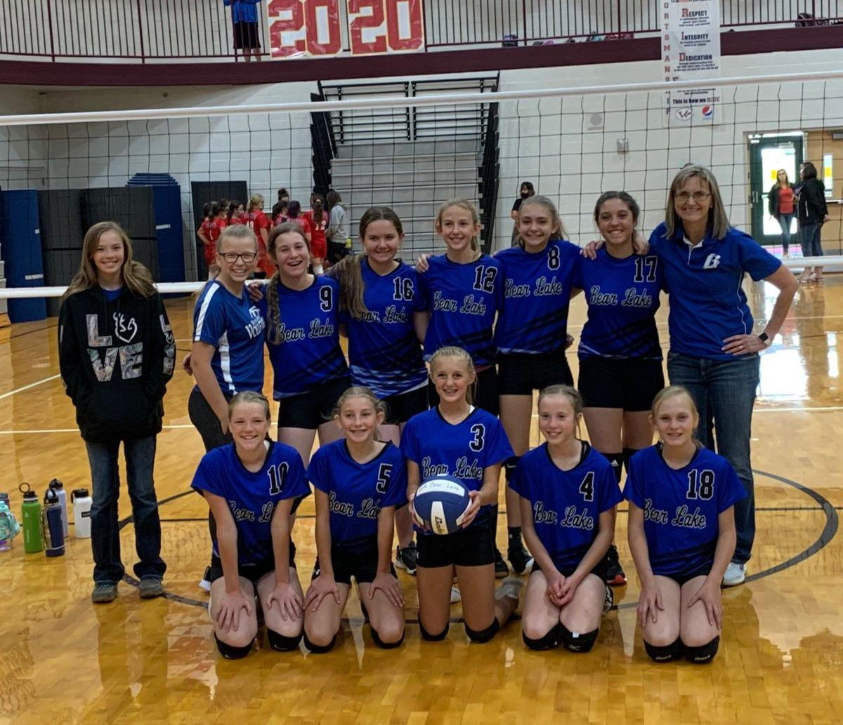 Lady Cubs 7th Grade Volleyball