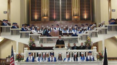 Graduation Commencement 2021
