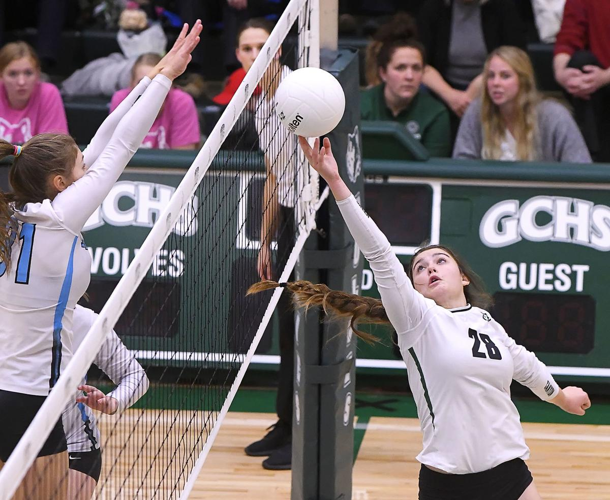 green canyon sky view volleyball GREEN CANYON