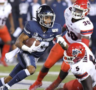 Stony Brook Utah St Football