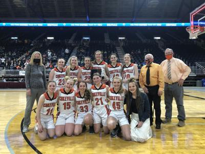 Lady Panthers are State Champs