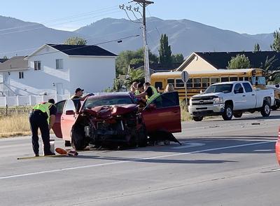 10th West crash