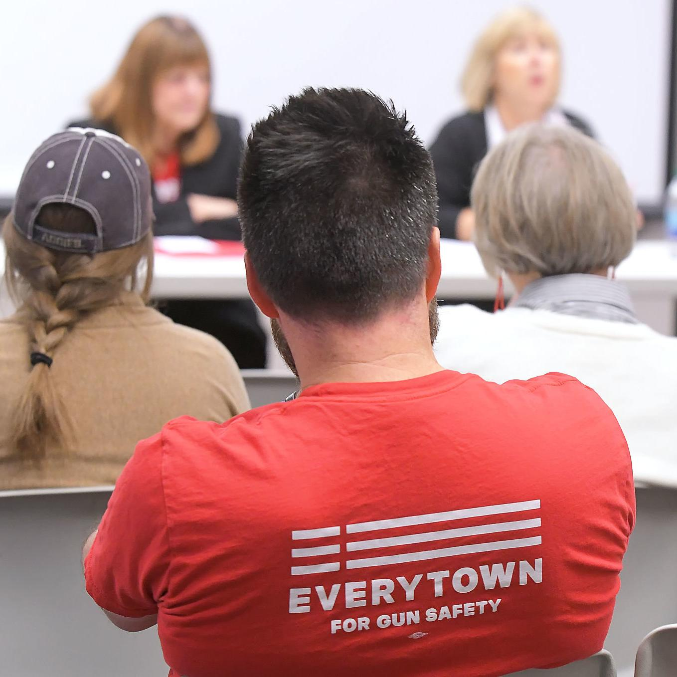 Cache Valley residents discuss gun violence solutions