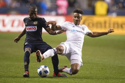 Union rout Real Salt Lake