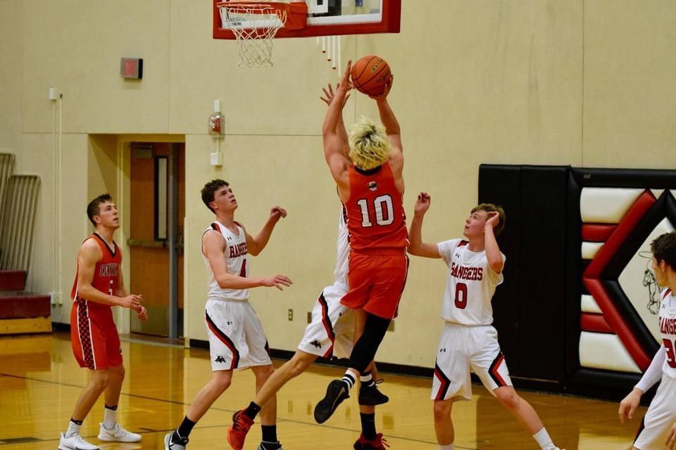 Cokeville Panther's Basketball