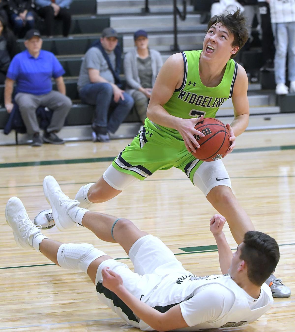 Green Canyon Ridgeline Basketball SECONDARY