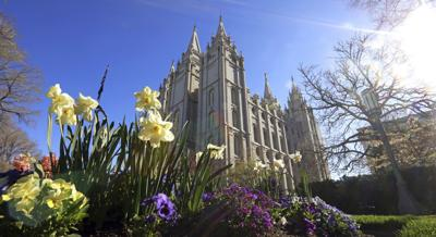 Mormon Temple Renovation