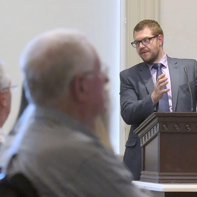 Town hall focuses on Medicaid expansion, medical marijuana