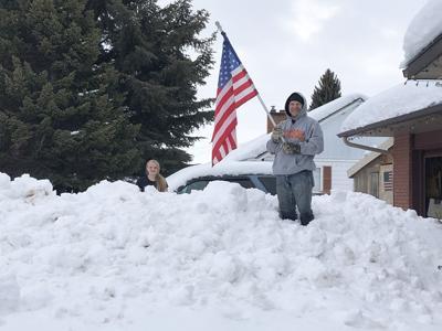 Cokeville Snow