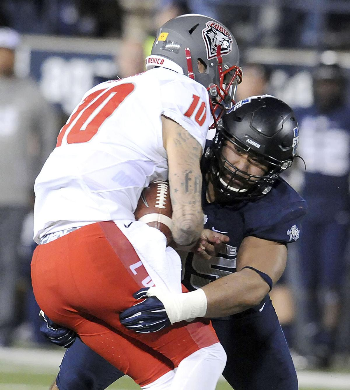 NEW MEXICO UTAH ST notebook