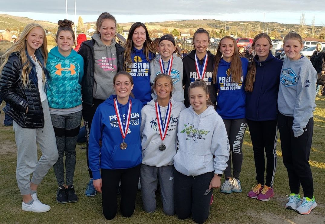 PHS Girls bring home second place