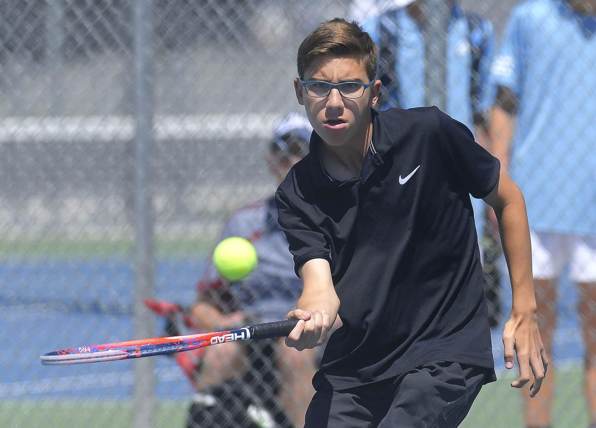region tennis RIDGELINE