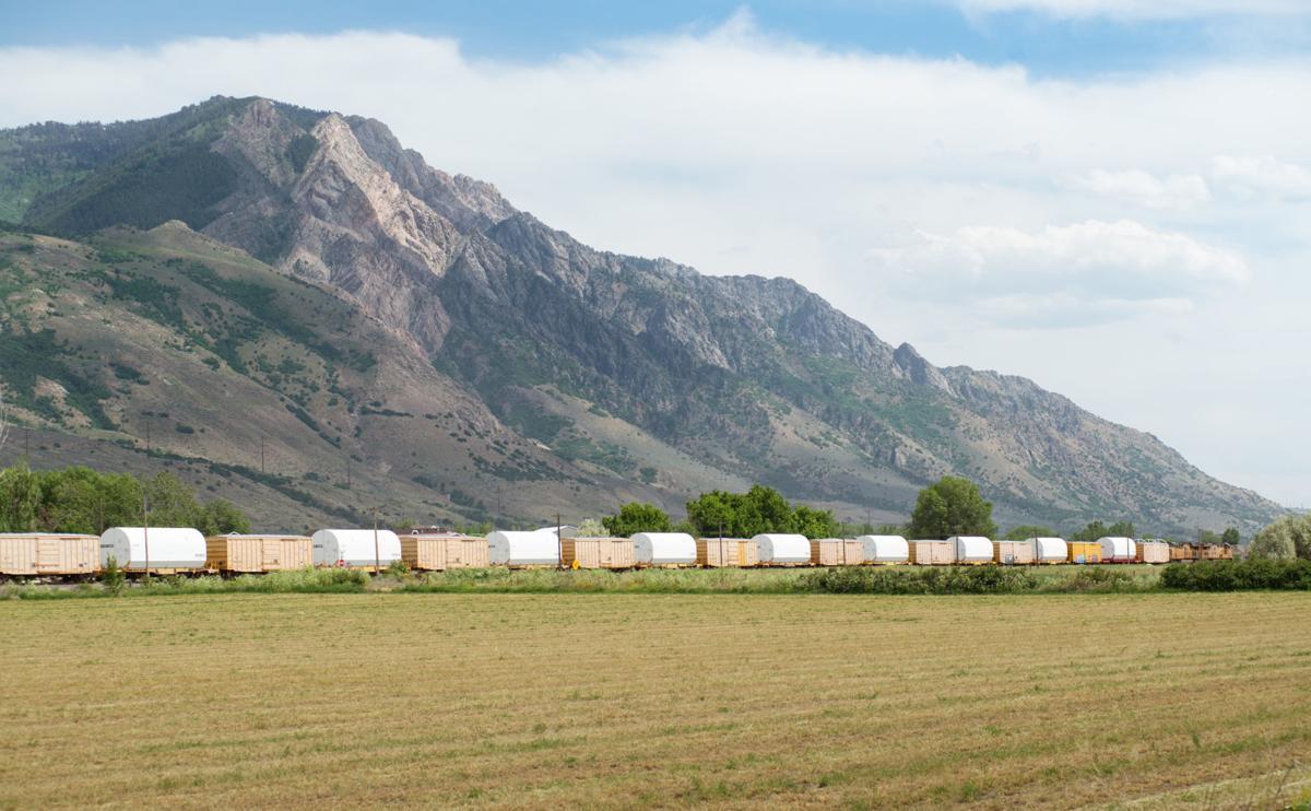 rocket boosters Utah