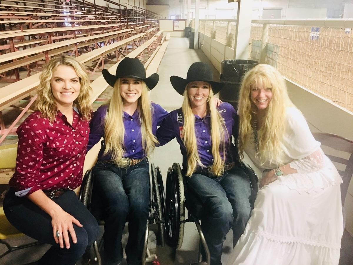 Partially Paralyzed Usu Alumna S Story To Become Netflix